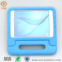 "Handle stand eva foam shockproof 9.7"" android tablet case for samsung tab a"