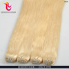 Good feedback Fast delivery 100% human hair weft remy Amazing color Double drawn hair extension