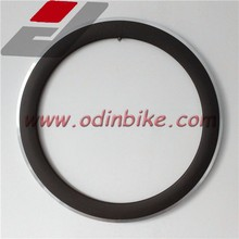 2014 new style alloy carbon rims , 60mm high alloy carbon rims for sales carbon bike rims