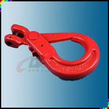 A331/H331 Clevis Safety Hooks Series with Positive Locking Latches