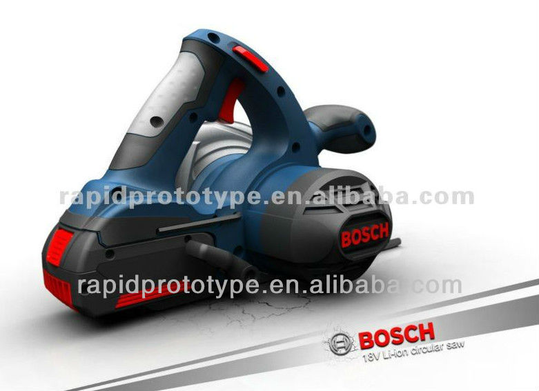 BOSCH precision electric power tools Prototypes for industrial design