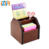 Stationery Mahogany Student Square Wooden Pencil
