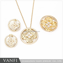 factory price alloy fashion jewellery 1 gram gold jewellery