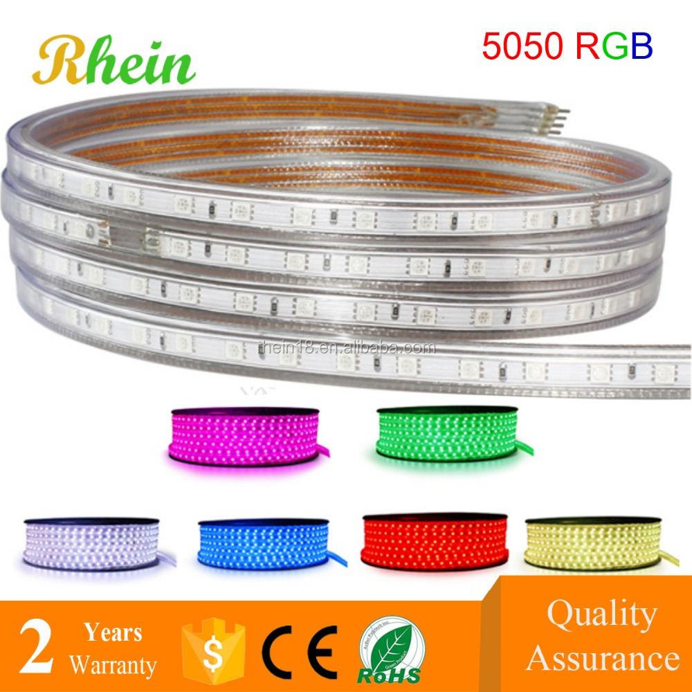 Competitive Price IP65 3014 2835 5050 5730 RGB LED Strip factory