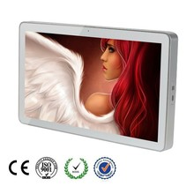 "23.6"" Shopping Mall Advertising LCD Touchscreen Android Wall Display"