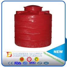 Agricultural Irrigation Use Food Grade PE Plastic Water Tower Water Storage Tank