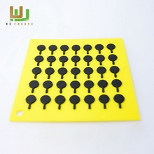 Low price hot sale silicone baking gadget kitchen pot pad