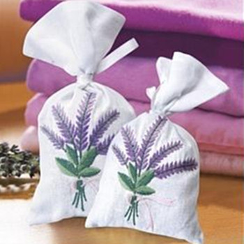 Cotton Linen Scented Sachet/ fragrance sachet