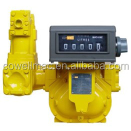 "positive displacement flow meterfuel oil digital flowmeter 2"" 3"" 4"" 6"""