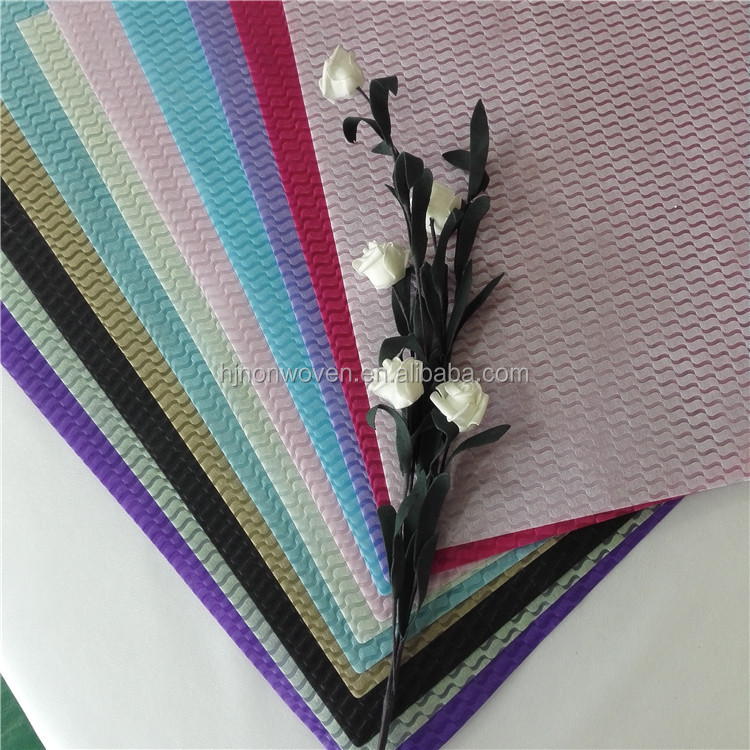 florists china fabric wholesale table runner, party decor, flower wrapping