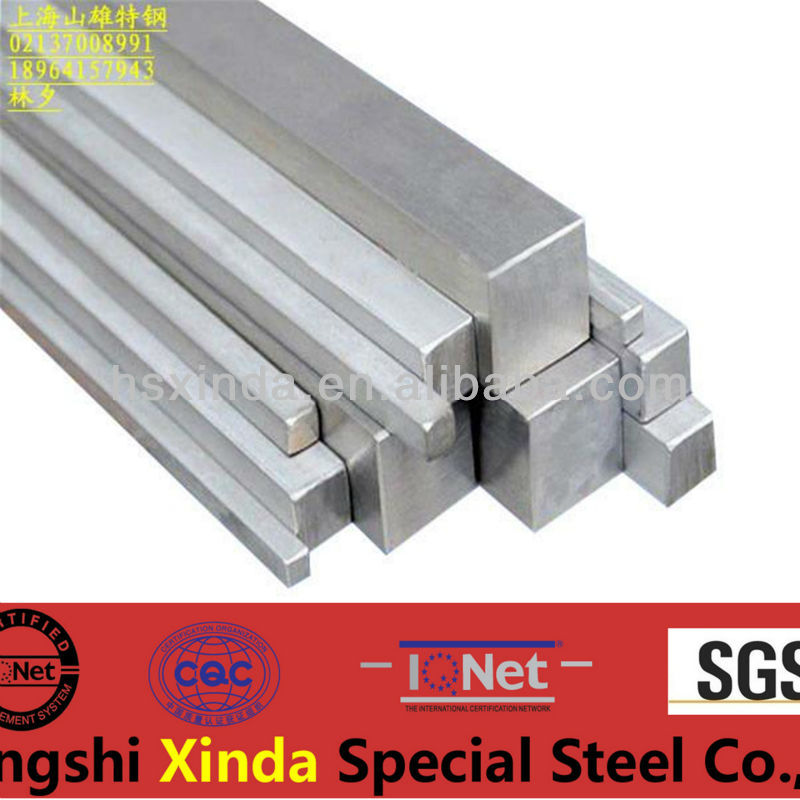 Tool Steel with annealed 1.2379