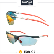 2017 new design fancy style fashion cycling cool bike sun glasses