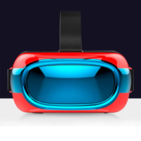 Newest RK3126 EVR01 Quad Core google 3d virtual reality video glasses