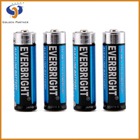 High working performance blister card aa battery