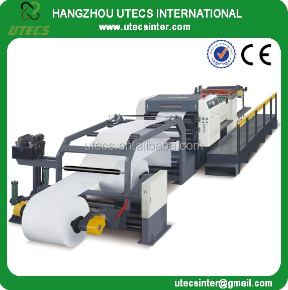 UGZ1450/1700 Cardboard Roll Automatic Paper Sheeter
