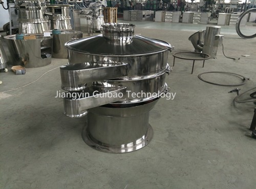 ZS Series Stainless Steel Powder Sifting Machine