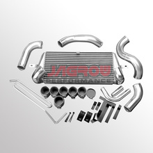 Brand new aluminum intercooler piping kit for Toyota Aristo JZS147 2JZ-GTE