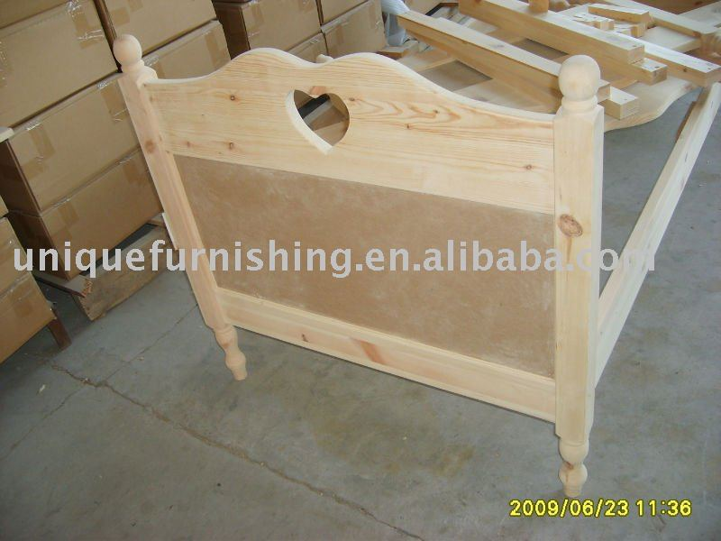 Wood bed product line