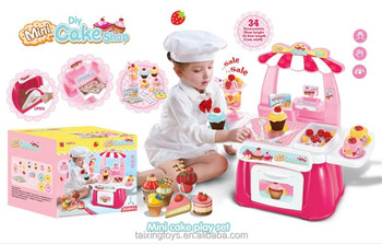 Hot Selling Wholesale Price Pretend Cake Toys