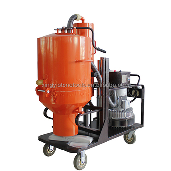 High efficient industrial vaccum cleaner for floor grinding industry 380V/50Hz