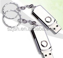 New Full size stainless steel USB Flash drives accept paypal luxury metal USB Pendrive 4GB 8GB 16GB USB stick 2.0