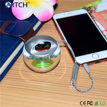 Promotional New lifestyle design products slim mini active speaker 3w with low price for mobile phone