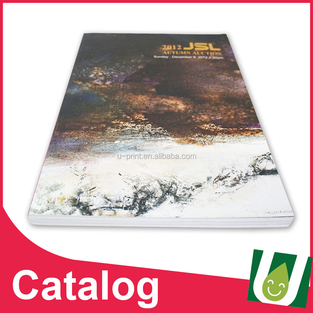 super quality FSC paper A4 catalog