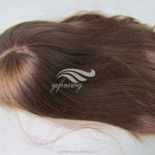 100% virgin remy human hair integration for women in qindgao
