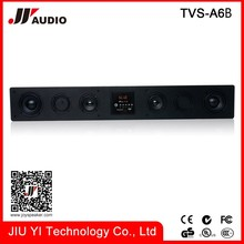 Ideal partner with FPTV Ultra thin wall-mountable wireless audio amplifier home theater music system