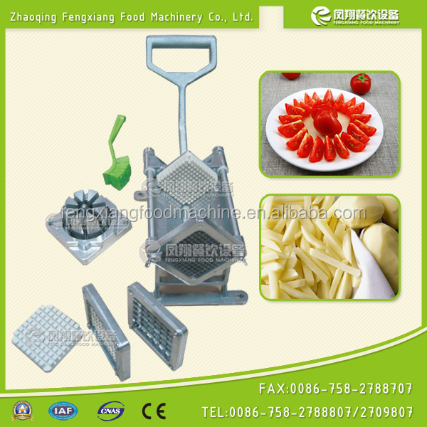 Hot Sale Manual Potato Strip Cutter Cutting Machine