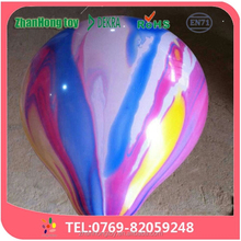 Hot sale popular rainbow latex balloons for party decoration