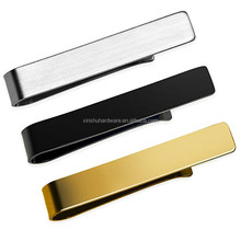 Factory supply blank 316L make your own stainless steel tie clip