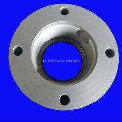custom made aluminum parts with good quality
