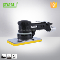 Easy to operate motor power rotary orbital sander