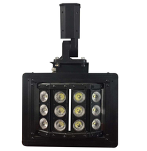 150W 200W DLC led shoebox parking lot retrofit led street light fixture led flood light 300 watt