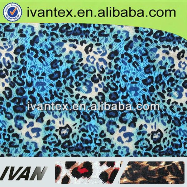 2015 fashion new design pretty polyester knitted digital wholesale print ghana print fabric