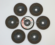 Abrasive sanding flap disc wheel to grinding for metal