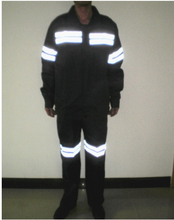 New style fashion reflective safety work clothes high quality