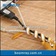 New high quality animal cable winder electrical color metal ball pen