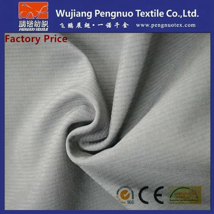 High Quality 100% <strong>Polyester</strong> Four waystretch bonded Polar Fleece fabric for jacket