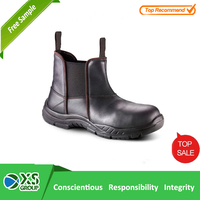 high ankle safety boots low price safety shoes