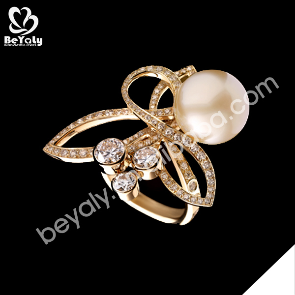 costume fashion silver jewelry pearl nose rings