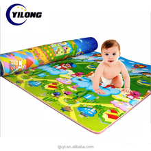 Wholesale Educational Eco friendly baby&kid&toddler thick foam play mat ,plastic floor foam mats,