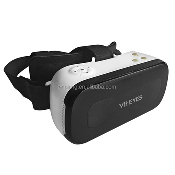 Game Android 5.1 HD 2G/16G 360 Viewing Support Wifi 2.4G Bluetooth vr headset with screen
