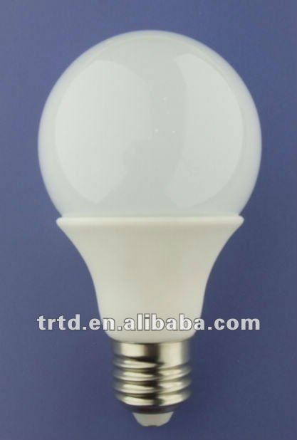High power bulb LED CE& RoHS SMD 6.5 Watt ceramic LED global bulb