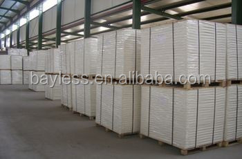 Hot sale white color high quality news printing paper 45gr manufacture
