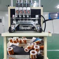 Automatic Transformer Precision Coil Winding Machine
