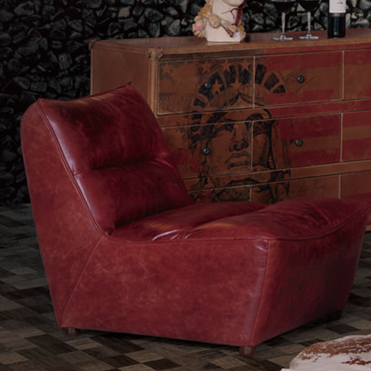 Wellington retro stijl rode kleur volledige vintage lederen sofa set woonkamer sofa product id - Vintage woonkamer meubels ...