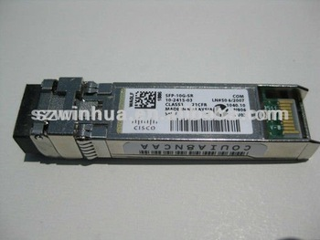 Genuine 10G BASE-SR SFP-10G-SR Cisco SFP Module