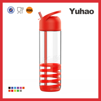 customize plastic sports water bottle for drinking